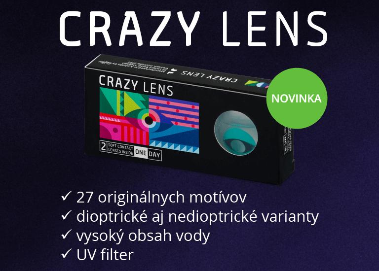 27 originálnych motívov, dioptrické aj nedioptrické varianty, vysoký obsah vody, UV filter