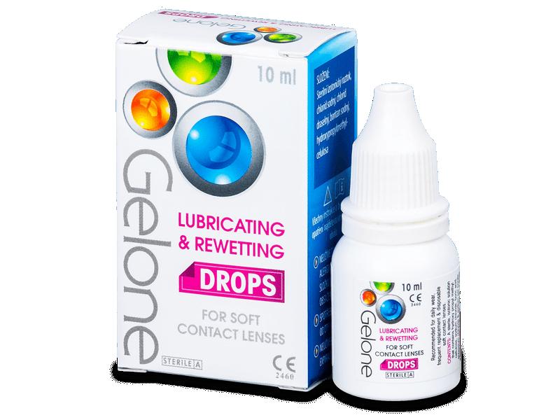 Očné kvapky Gelone Drops 10ml  - Očné kvapky