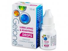 Očné kvapky - Očné kvapky Gelone Drops 10ml