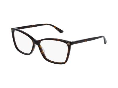 Dioptrické okuliare Gucci GG0025O-002