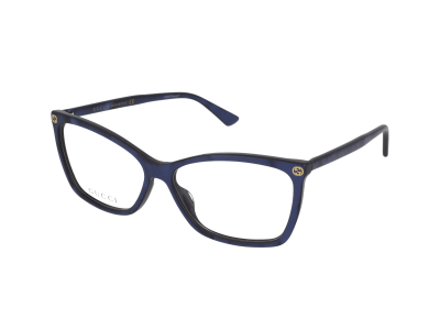 Dioptrické okuliare Gucci GG0025O-005