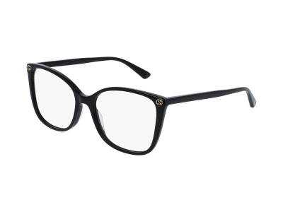 Dioptrické okuliare Gucci GG0026O-001