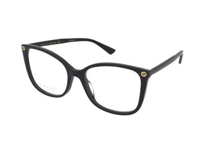 Dioptrické okuliare Gucci GG0026O 001
