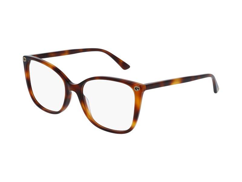 Dioptrické okuliare Gucci GG0026O-002