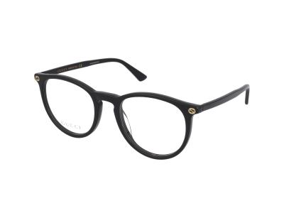 Dioptrické okuliare Gucci GG0027O 001