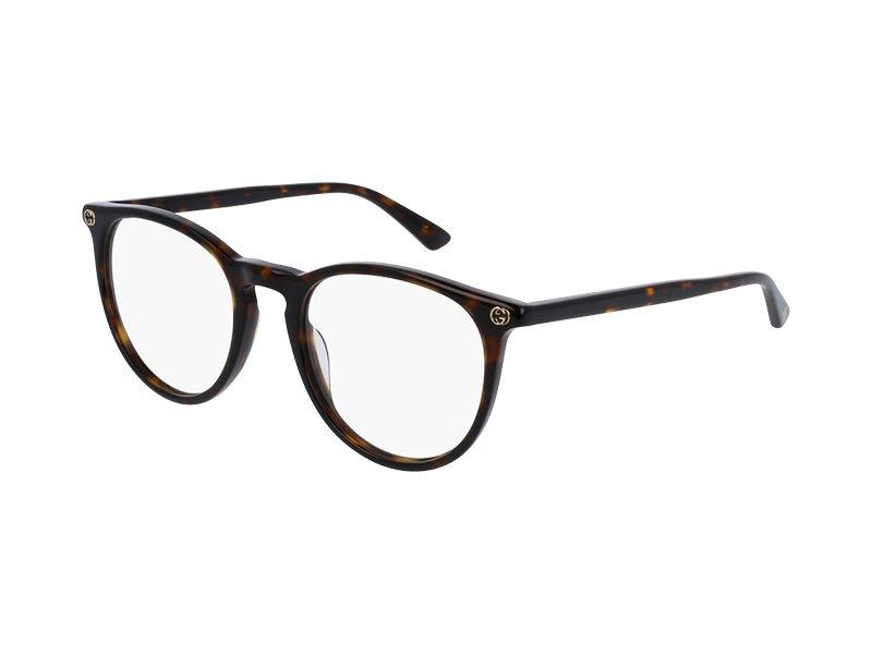 Dioptrické okuliare Gucci GG0027O 002