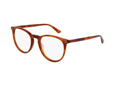 Dioptrické okuliare Gucci GG0027O-003