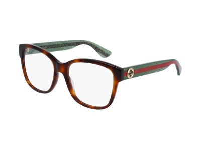Dioptrické okuliare Gucci GG0038O-002