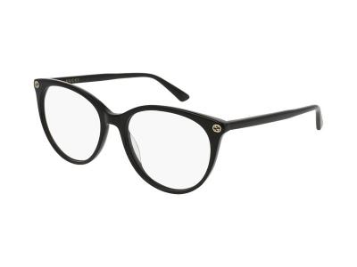Dioptrické okuliare Gucci GG0093O-001