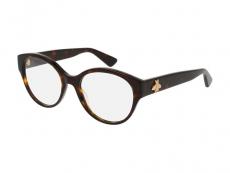 Dioptrické okuliare Oválne - Gucci GG0099O-002