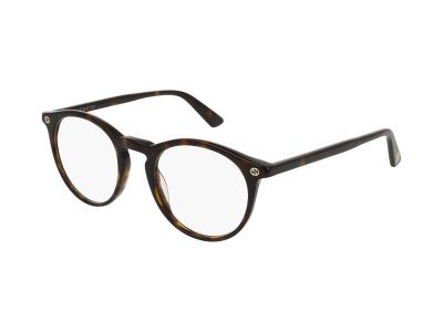 Dioptrické okuliare Gucci GG0121O-002