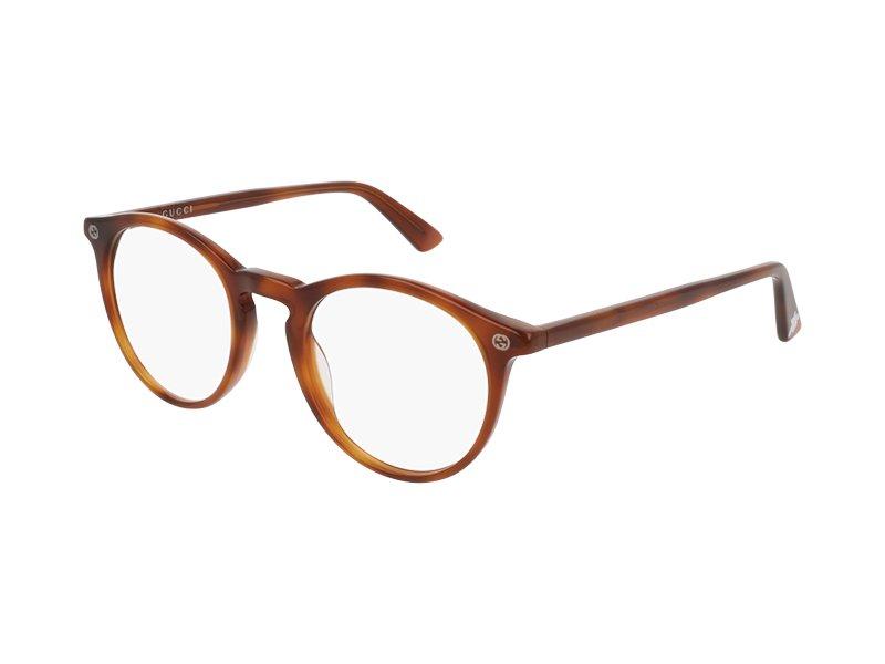 Dioptrické okuliare Gucci GG0121O-003