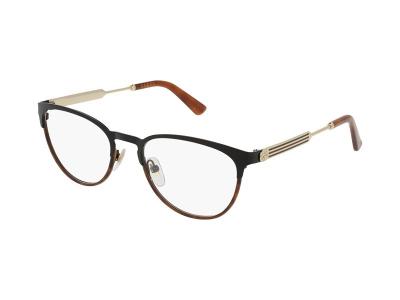 Dioptrické okuliare Gucci GG0134O-003