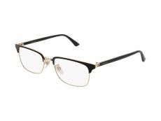 Dioptrické okuliare Gucci - Gucci GG0131O-001