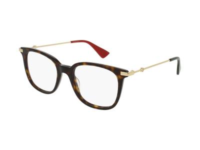 Dioptrické okuliare Gucci GG0110O-002