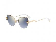 Slnečné okuliare Cat Eye - Fendi FF 0242/S 000/FQ