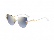 Slnečné okuliare extravagantné - Fendi FF 0242/S 000/FQ