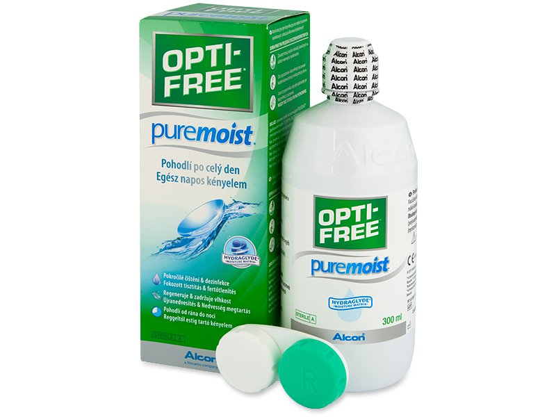 OPTI-FREE PureMoist 300 ml  - Alcon