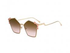 Slnečné okuliare extravagantné - Fendi FF 0261/S 000/53