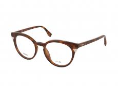 Dioptrické okuliare Okrúhle - Fendi FF 0127 MQL