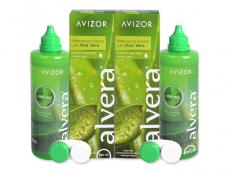 Výhodné balíčky roztokov - Roztok Alvera 2 x 350 ml