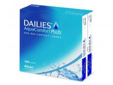 Kontaktné šošovky - Dailies AquaComfort Plus (180šošoviek)