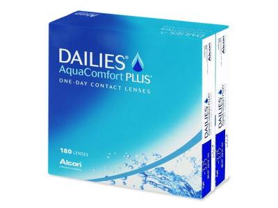 Dailies AquaComfort Plus (180šošoviek) - Starší vzhľad