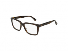 Dioptrické okuliare Gucci - Gucci GG0160O-006