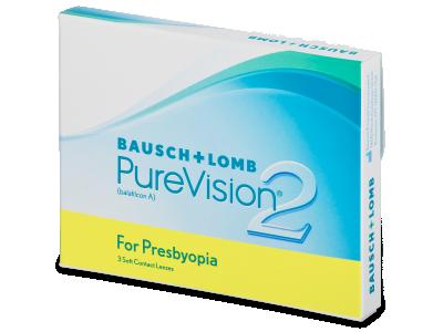 PureVision 2 for Presbyopia (3šošovky)