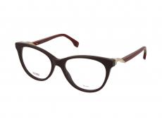 Dioptrické okuliare Fendi - Fendi FF 0201 5BR