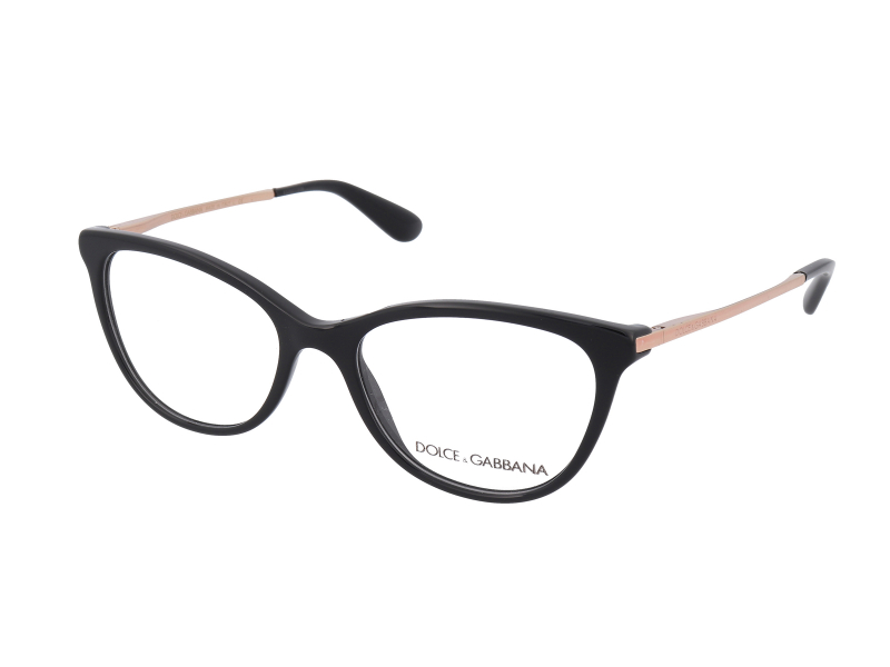 Dioptrické okuliare Dolce & Gabbana DG3258 501
