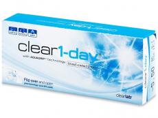 Ostatní výrobcovia - Clear 1-Day (30šošoviek)