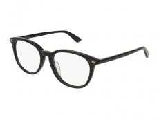Dioptrické okuliare Gucci - Gucci GG0155OA-001