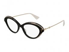 Dioptrické okuliare Extravagantné - Gucci GG0215O-001