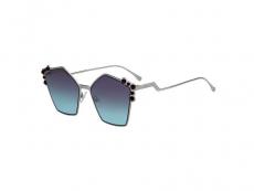 Slnečné okuliare Oversize - Fendi FF 0261/S 6LB