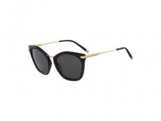 Slnečné okuliare Cat Eye - Calvin Klein CK1231S-001