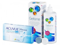 Acuvue Advance PLUS (6 šošoviek) + roztok Gelone 360ml