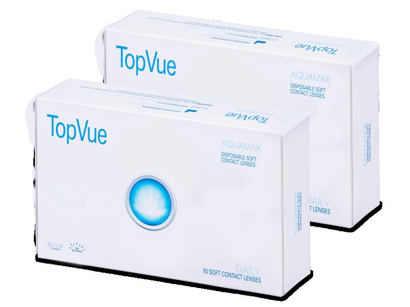 TopVue Daily (180šošoviek) - Jednodenné kontaktné šošovky
