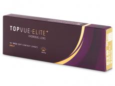 Kontaktné šošovky - TopVue Elite+ (10 šošoviek)