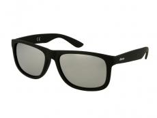 Slnečné okuliare - Slnečné okuliare Alensa Sport Black Silver Mirror