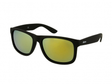 Slnečné okuliare - Slnečné okuliare Alensa Sport Black Gold Mirror