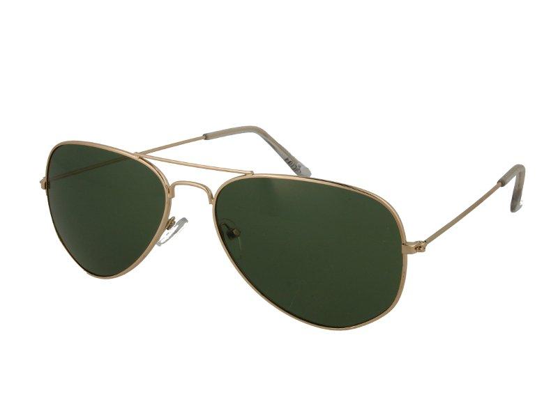 Slnečné okuliare Alensa Pilot Gold