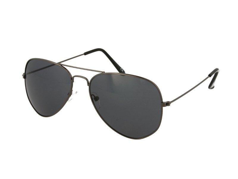Slnečné okuliare Alensa Pilot Ruthenium