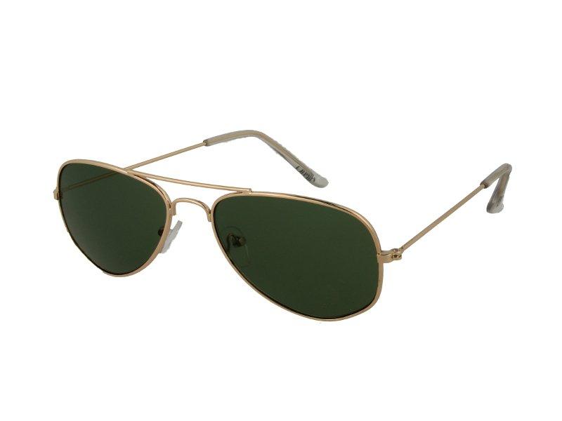 Detske slnečné okuliare Alensa Pilot Gold