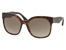 Slnečné okuliare Oversize - Prada PR 10RSF 2AU3D0