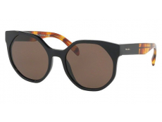 Slnečné okuliare Oversize - Prada PR 11TS 1AB8C1