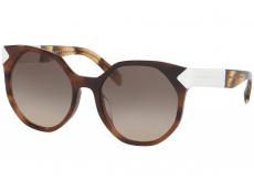 Slnečné okuliare Oversize - Prada PR 11TS USG3D0