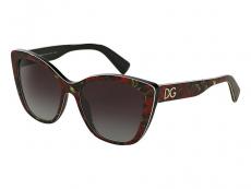 Slnečné okuliare Oversize - Dolce & Gabbana DG 4216 29388G