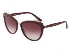Slnečné okuliare Cat Eye - Dolce & Gabbana DG 4304 30918H