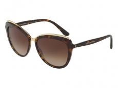 Slnečné okuliare Cat Eye - Dolce & Gabbana DG 4304 502/13